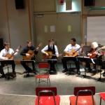 Sinclair College Classical Guitar Ensemble, Dec. 2013